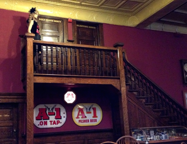 The Palace Bar & Restaurant