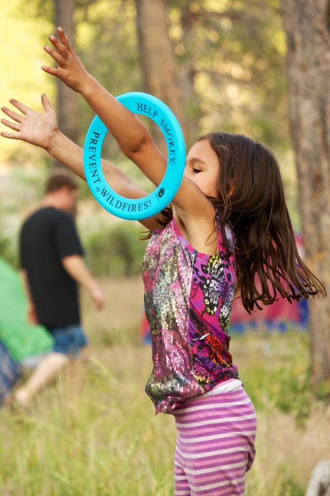 Frisbee Practice